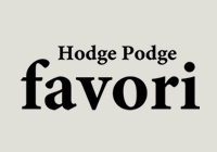 Hodge Podge favori