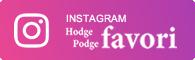 Instagram hodgepodge favori